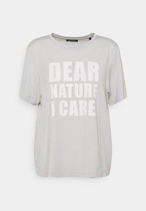 SHORT SLEEVE - T-shirt imprimé - spring water