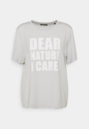 SHORT SLEEVE - Print T-shirt - spring water