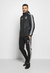 adidas Performance - DFB DEUTSCHLAND 3S PNT - National team wear - black - 1