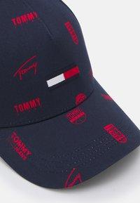 Tommy Jeans - FLAG SEASONAL UNISEX - Cap - blue - 3