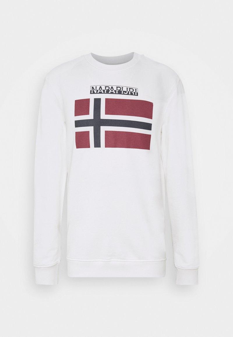 Napapijri - BELLYN - Sweatshirt - bright white