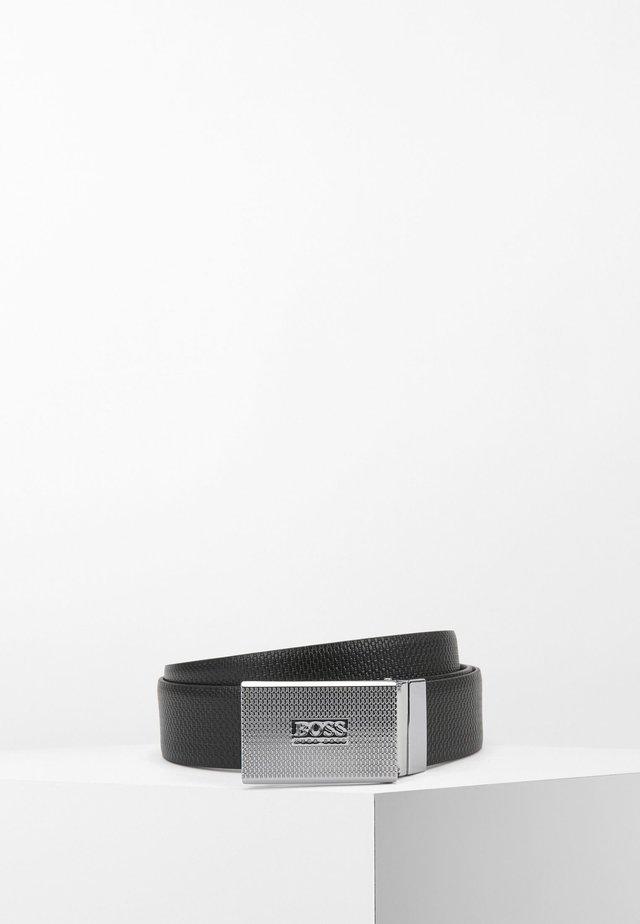 GIACO - Ceinture - black