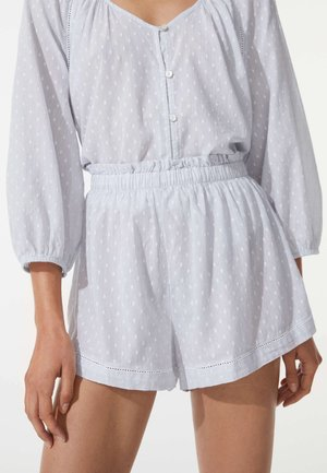 PLUMETI - Pyjama bottoms - blue