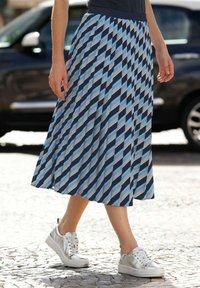 Laura Kent - A-line skirt - marineblau - 2