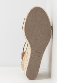New Look - OCEAN - Sandalen met hoge hak - tan - 6