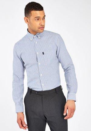 SLIM FIT OXFORD  - Overhemd - blue