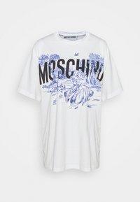 MOSCHINO - Printtipaita - white - 0
