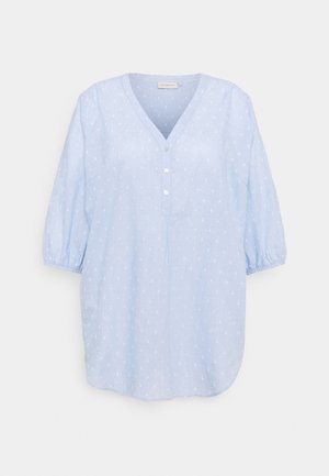 CARTINKY LIFE TUNIC - Tunic - light blue