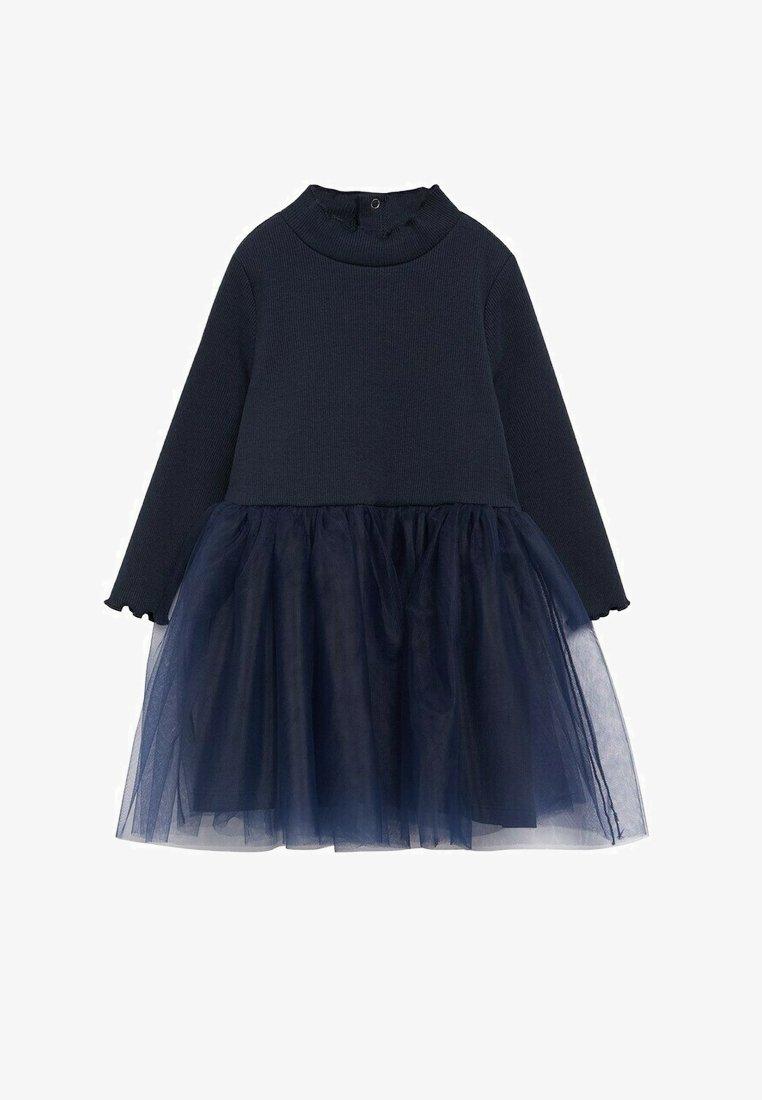Mango - BOSTON - Day dress - dunkles marineblau