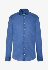 Hackett London - POPLIN - Shirt - marina - 4