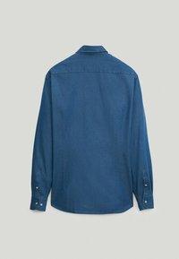 Massimo Dutti - Shirt - dark blue - 6
