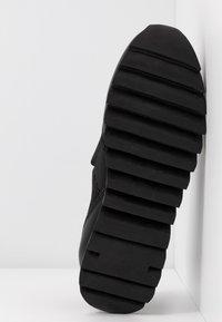 JETTE - Nazouvací boty - black - 6