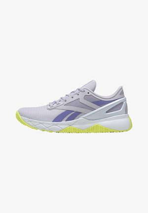 NANOFLEX TRAINING - Trainers - purple