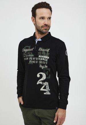 RAGNVALD - Poloshirt - black beauty