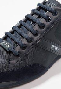 BOSS - SATURN LOWP MX - Trainers - dark blue - 5