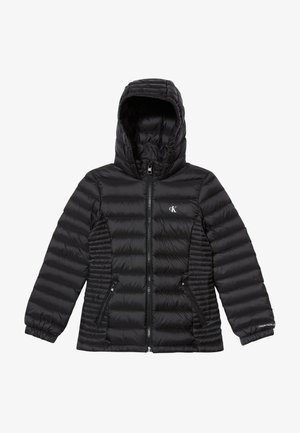 FITTED LIGHT JACKET - Gewatteerde jas - black