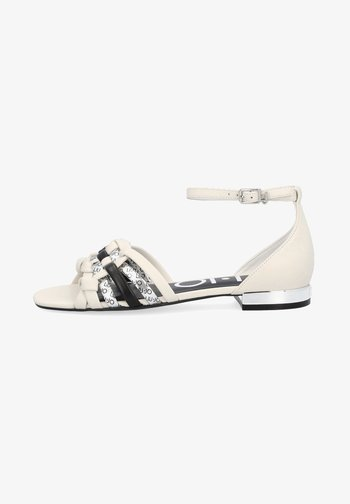 LOW - Sandals - white