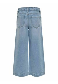 Kids ONLY - Flared Jeans - light blue denim - 1