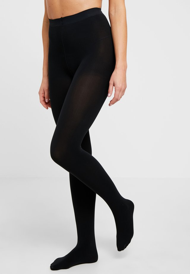 FALKE Warm Deluxe 80 Denier Strumpfhose Blickdicht matt - Tights - black