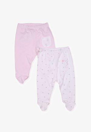 2 PACK - Broek - light pink