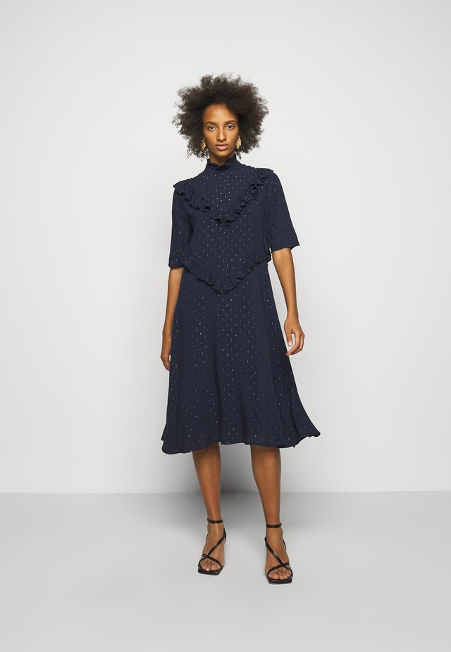 MAURINE - Day dress - sky captain