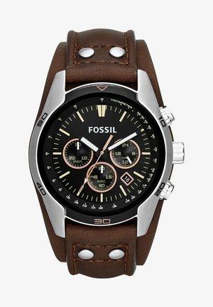 Zegarek chronograficzny - brown
