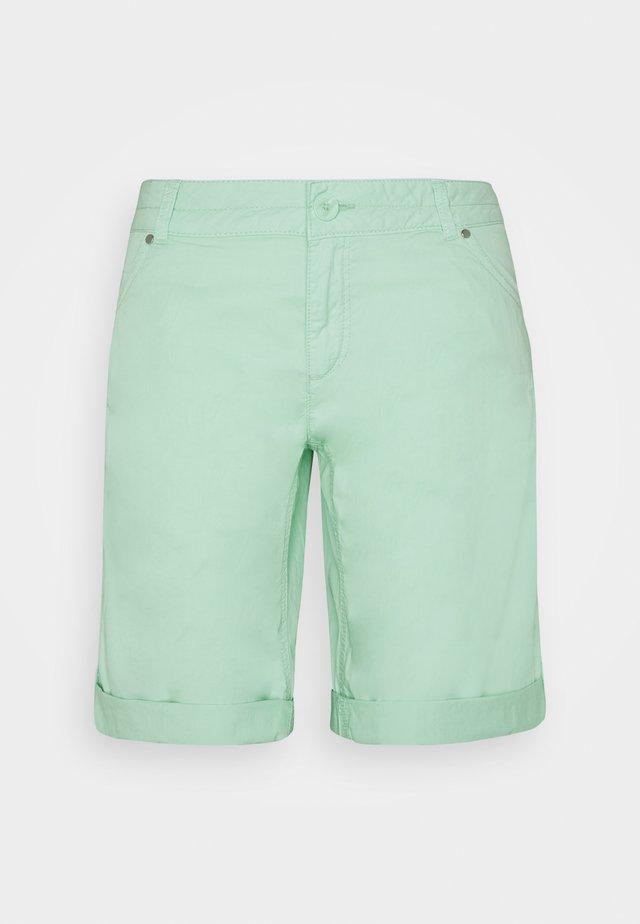 Shortsit - blue green