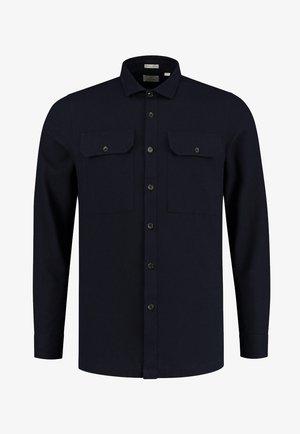 Shirt - dk. navy