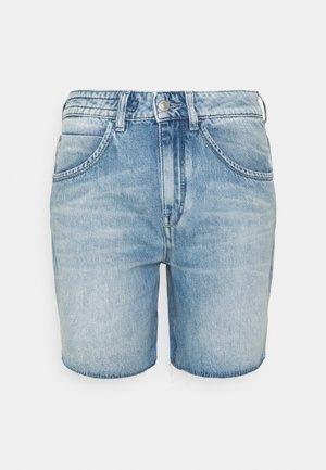 CABA - Shorts di jeans - blau