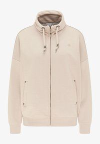 DreiMaster - Zip-up hoodie - beige - 4