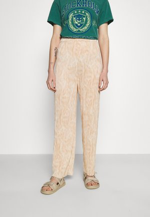 CLARA TROUSERS - Trousers - white light dream