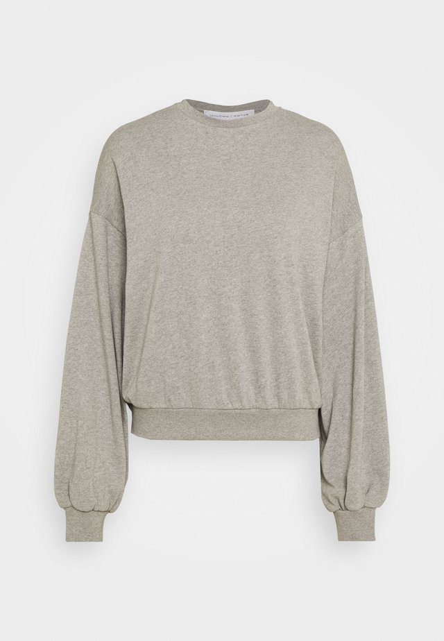 Sweatshirts - grey marl