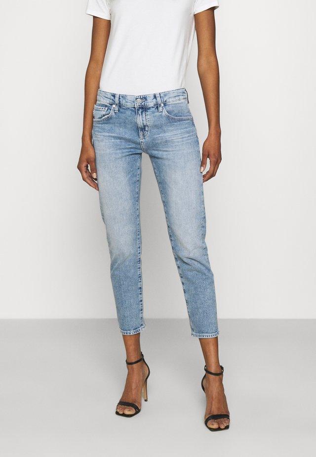 EX BOYFRIEND - Slim fit jeans - light blue