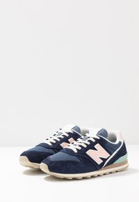 New Balance - WL996 - Zapatillas - pigment