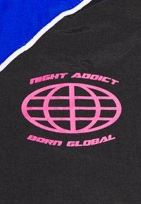 Night Addict - NAJOSHUA - Summer jacket - black/blue/pink - 6