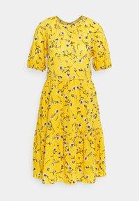 ONLY Tall - ONLPELLA OPEN BACK DRESS - Jersey dress - solar power - 0