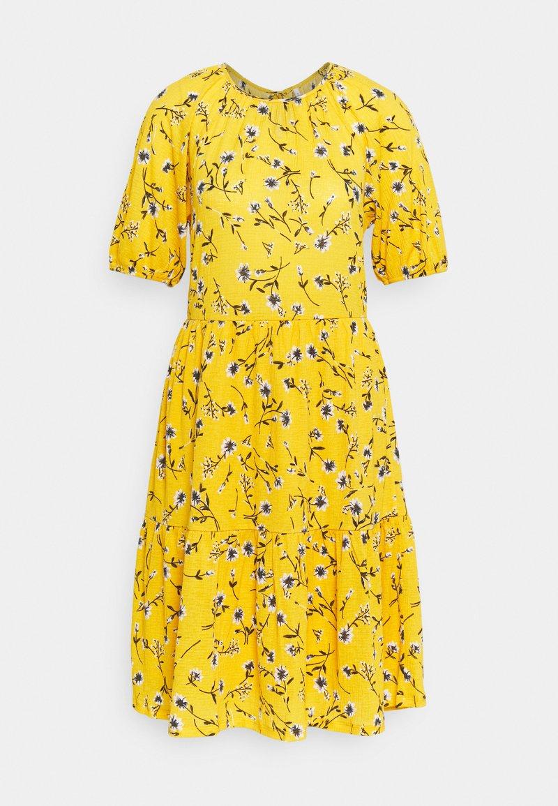ONLY Tall - ONLPELLA OPEN BACK DRESS - Jersey dress - solar power