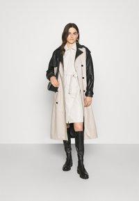 Marella - BRONTE - Shirt dress - bianco lana - 1