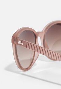 Lacoste - Aurinkolasit - transparent/nude - 3
