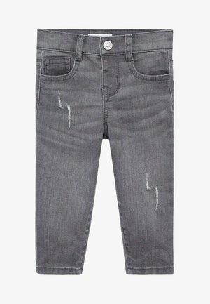 MARTIN - Slim fit jeans - grijs denim