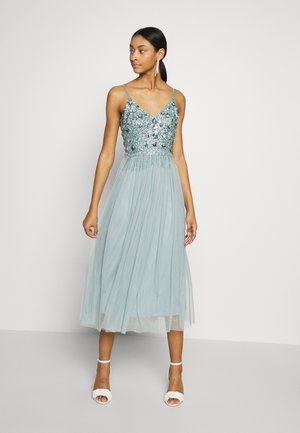 RIRI MIDI - Occasion wear - teal
