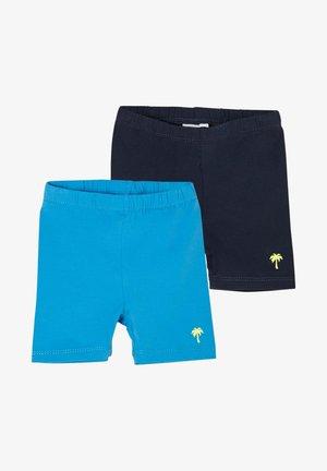 2 PACK - Shorts - aqua/dark blue