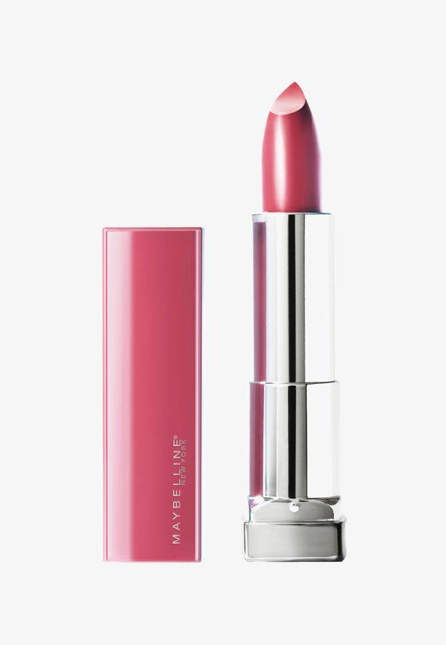COLOR SENSATIONAL MADE FOR ALL  - Lipstick - 376 pink for me
