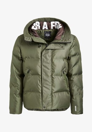 RUBEUS - Winter jacket - grün