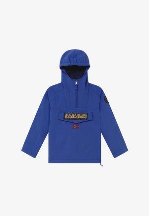 RAINFOREST SUMMER - Waterproof jacket - ultramarine blue