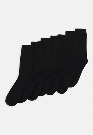 CORE SOCK 7 PACK - Sokken - black