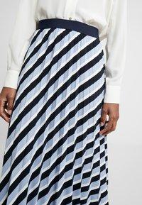 Opus - RUDY - A-line skirt - just blue - 4