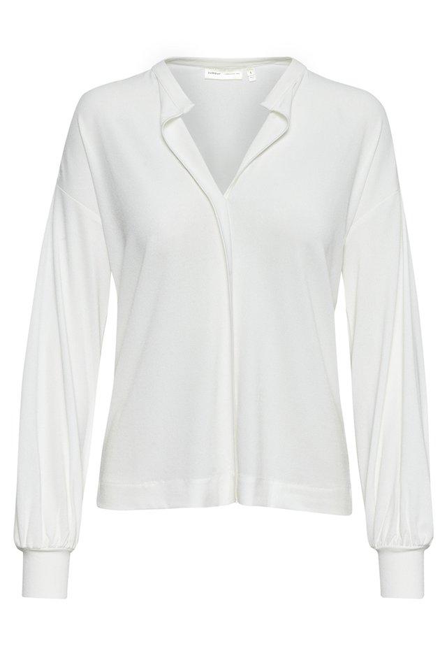 ORITIW  - T-shirt à manches longues - white smoke