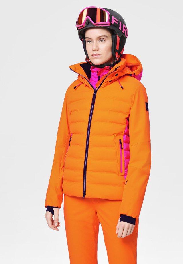 JANKA - Ski jas - orange