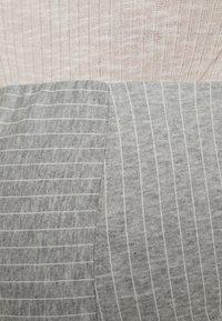Gebe - SKIRT DORIS - Jupe crayon - grey melange - 4